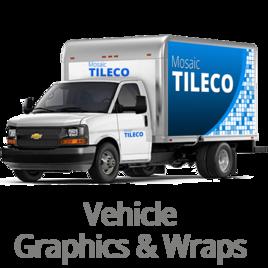 Vehicle Wraps and Vehicle Graphics