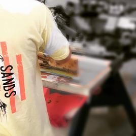 T Shirt Printing Screen Printing